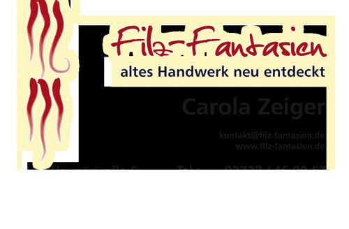Filz-Fantasien Carola Zeiger